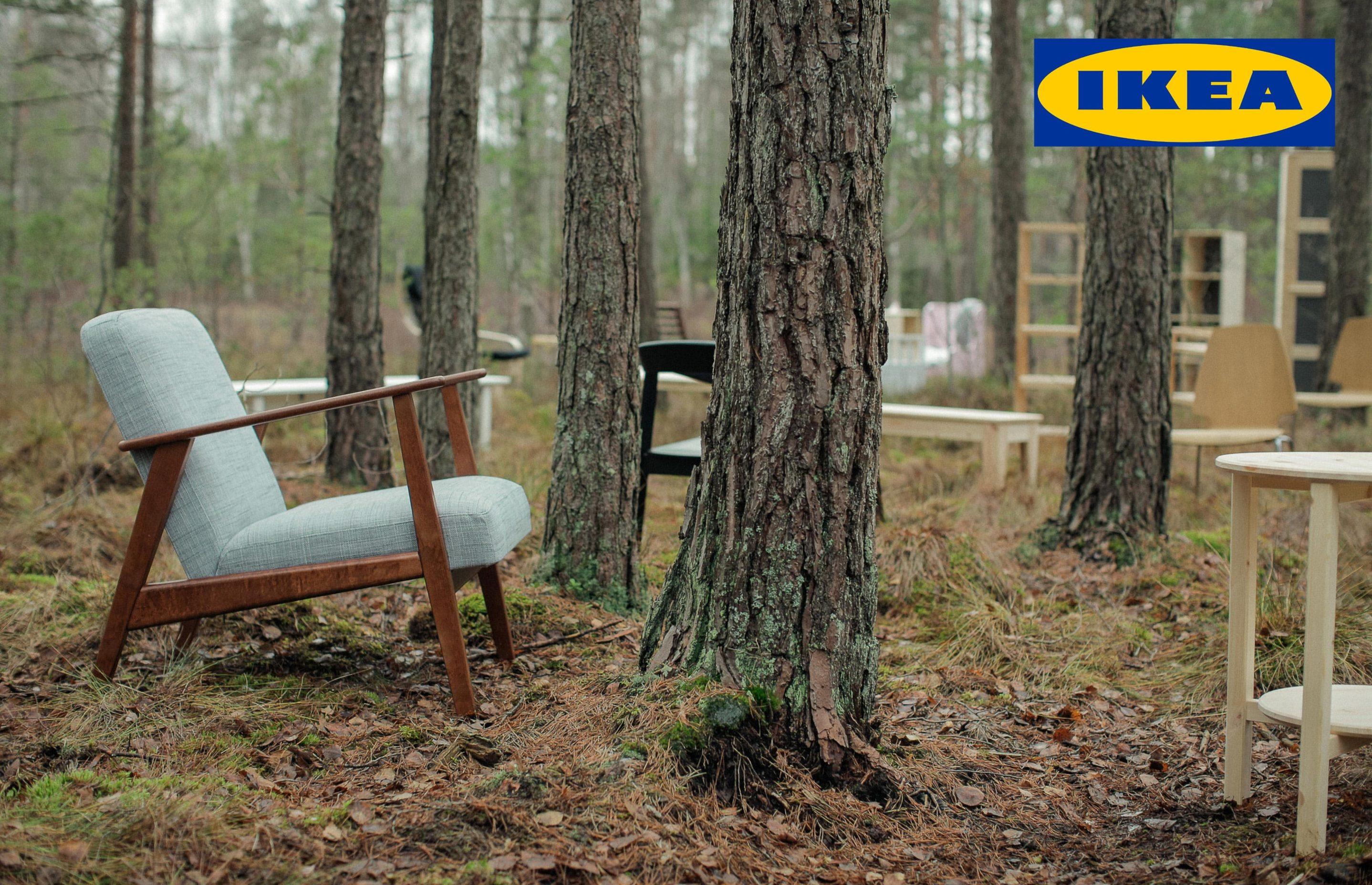 Ikea Forest Positive Joakim Sj 246 Gren
